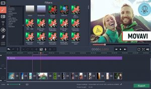 How to crop a video in Windows and MacOS using Movavi Video Editor?