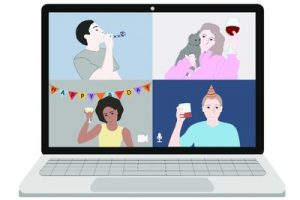 Having Zoom Happy Hours | Online Activities during lockdown