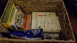 Making Self-Care Boxes | Online Activities during lockdown